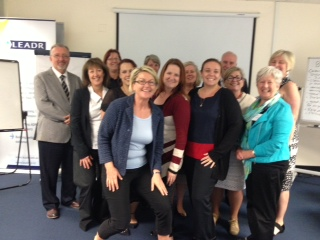 Participants from the Sydney Train the Trainer Workshop